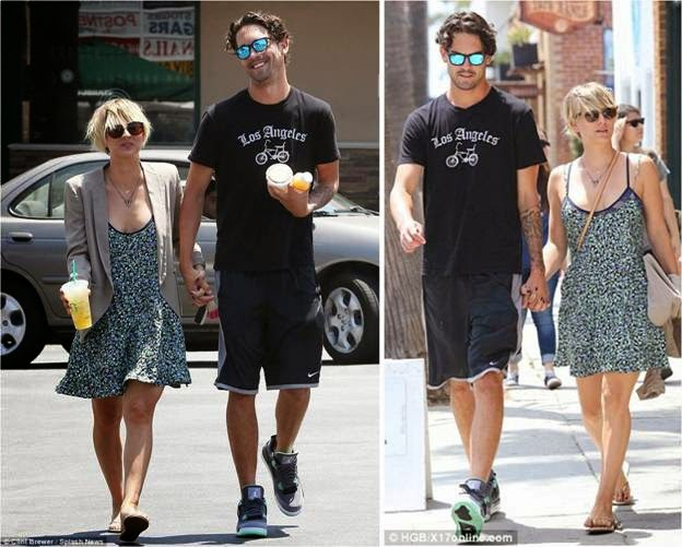 Kaley and Ryan Sweeting