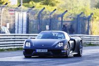 Michelin si Porsche 918 Spyder