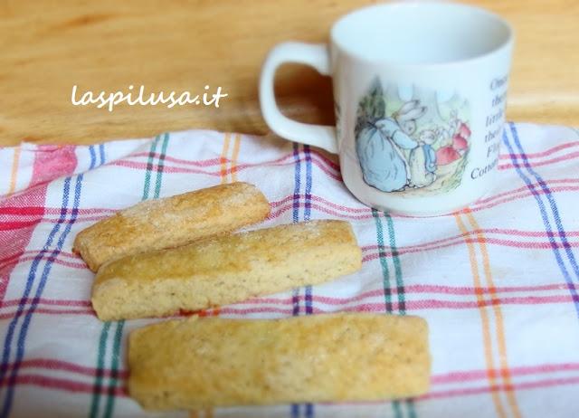 Ricetta biscotti della mamma per colazione