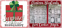 Creative Fingers Christmas Blog Candy end Dec 31