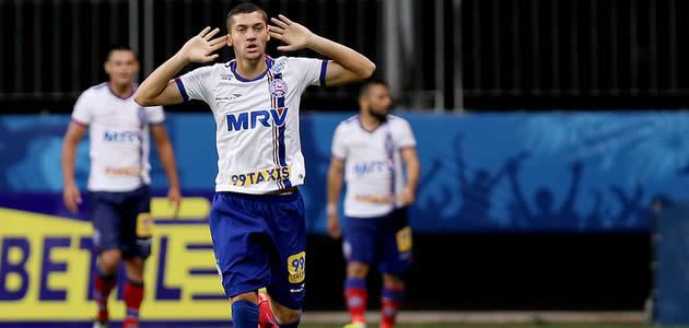 Veja os gols do Bahia