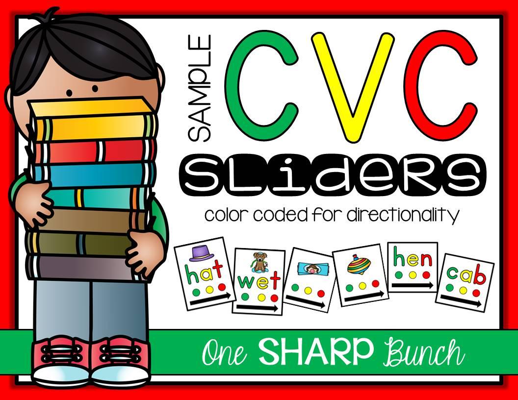 https://www.teacherspayteachers.com/Product/CVC-Sliders-FREEBIE-Phoneme-Segmentation-1812506