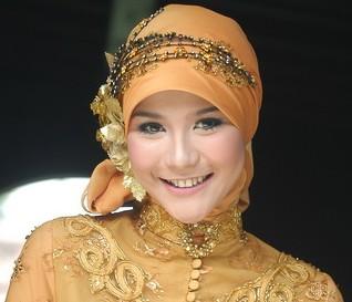 Cara Kreasi Jilbab Cantik
