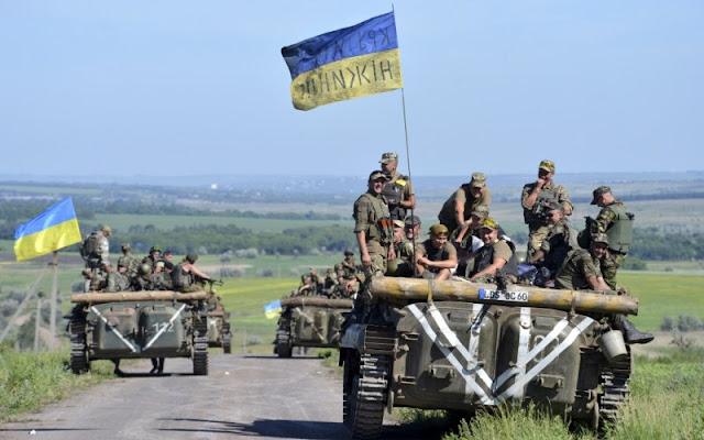 Ukraina Ikut Perangi ISIS di Suriah