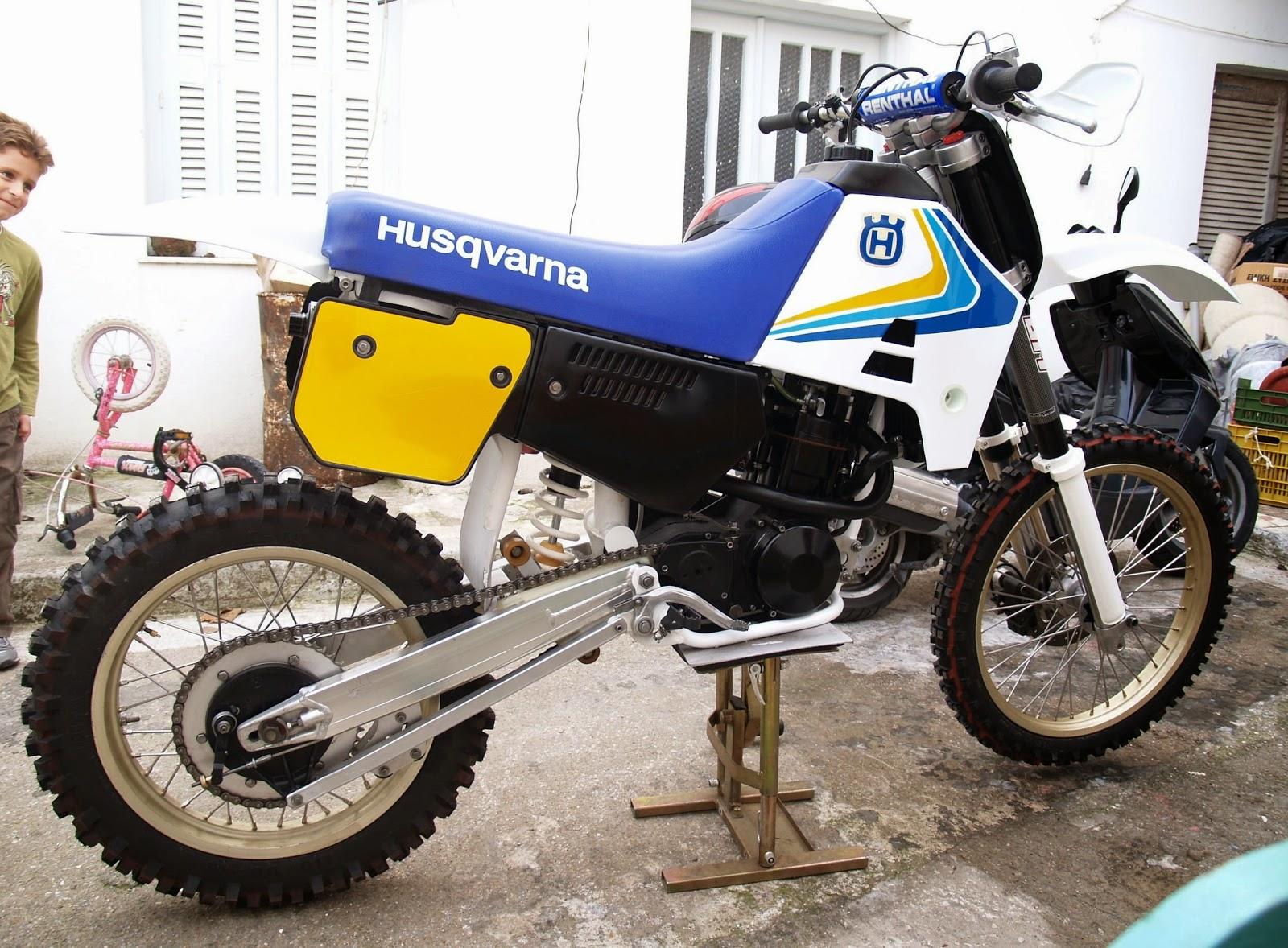 Husqvarna TC510 Used Bikes