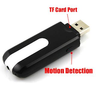 MiNi USB pen Flash drive Spy hidden cam Camera HD video 30fps DISK DVR U8 Win7