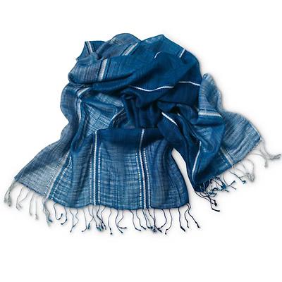 шарфы - Сделай сам!