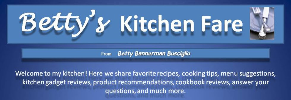 Betty's Kitchen Fare