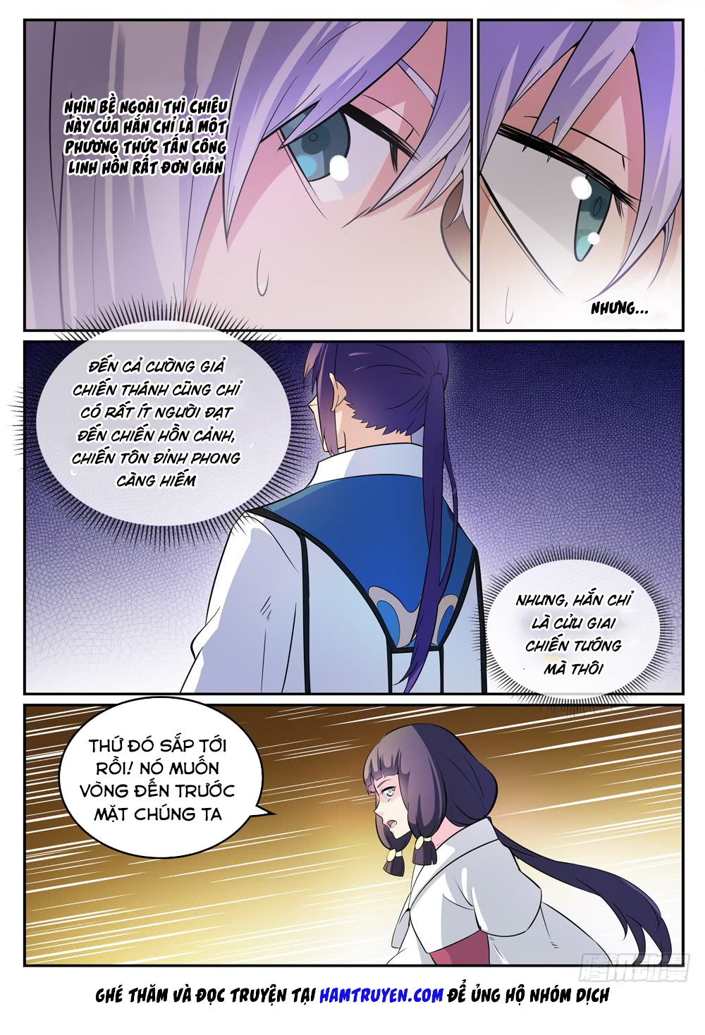 Bách Luyện Thành Thần Chapter 284 video - Hamtruyen.vn