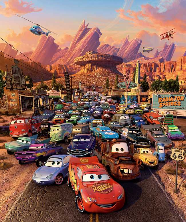 cars 2 pixar. New Cars 2 And Character Specs