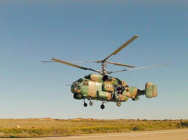 Fuerzas Armadas de Argelia KA-32_3