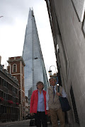 Southwark Cathedral and the Shard (an excellent photograph according to my .
