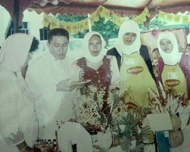 Gambar 1: Inilah Wajah Dato' Vida Zaman Muda