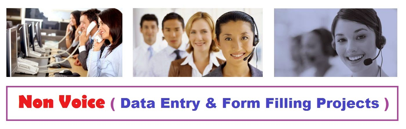 Data Entry Projects Form Filling Projects Single User