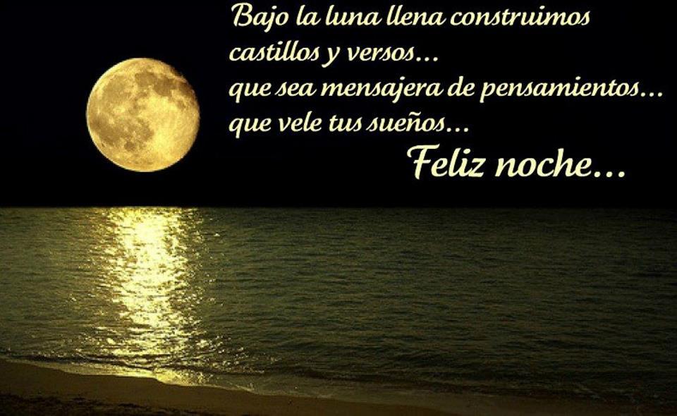 Imagenes de Buenas Noches - Frases de Amor