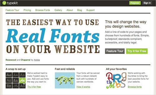 Jenis & Ukuran Huruf Terbaik buat Situs Web/Blog