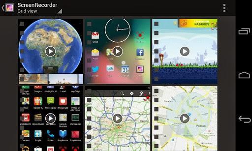 SCR Screen Recorder Pro ★ root apk Screenshoot