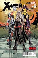 X-Men #40 Cover