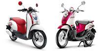 Honda Scoopy vs Yamaha Mio Fino