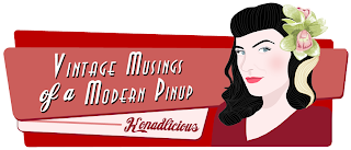 Vintage Musings Of A Modern Pinup