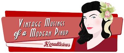 Vintage Musings Of A Modern Pinup