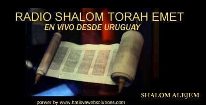 Radio  SHALOM TORAH EMET EN VIVO