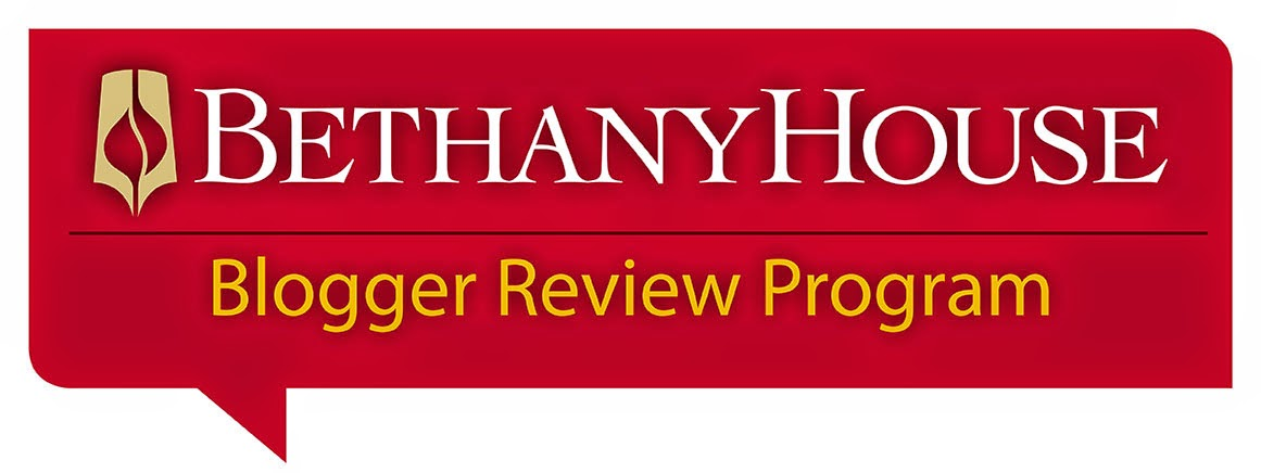 I'M A BETHANY HOUSE BOOK REVIEWER
