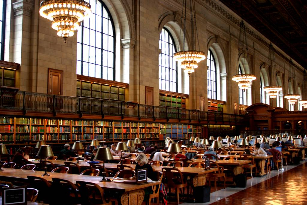 New york city public library today