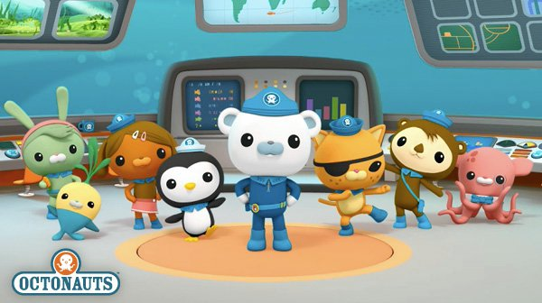 Octonauts Party Hopper Happenings