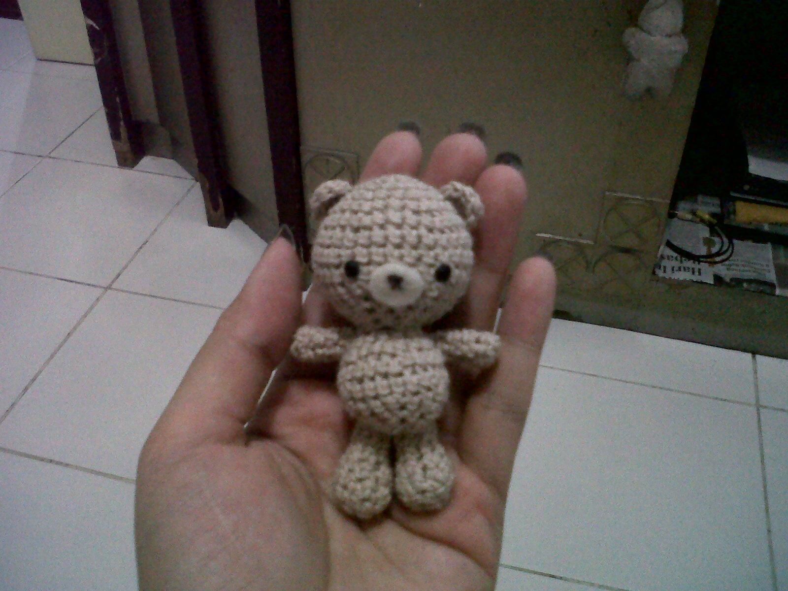 Amigurumi Little Bear : Addicted to Korean Music n Movies...: [PATTERN] Amigurumi ...