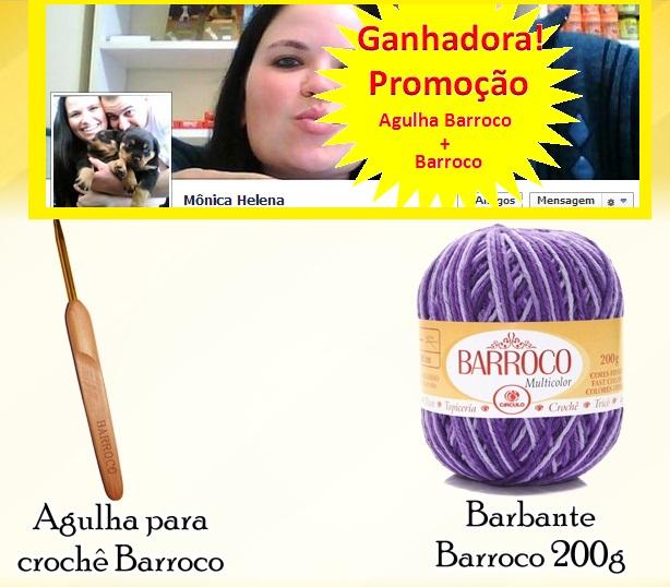 """ganhadora do Sorteio do Lançamento """"Agulha Duna + Revista foi... a ..."""