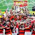 Corinthians abre 2x0, mas Flamengo empata e nos pênaltis conquista o título da Copa São Paulo de Futebol Júnior