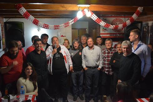 Festejos de La Agrupación Apertura Pincharrata