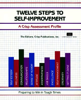 Twelve Steps To Self Improvement,Self Improvement, Personality Development, Motivational Ebook
