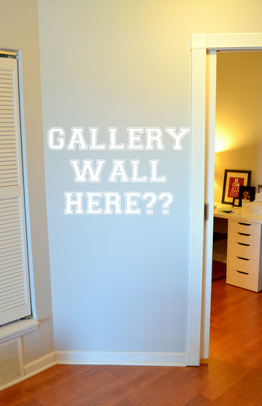 Gallery Wall Here