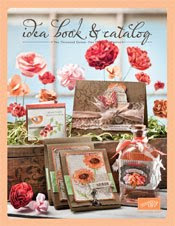 Stampin Up! 2011-2012 Idea Book & Catalog