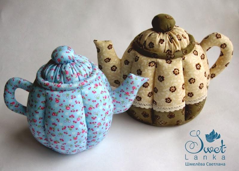чайники из ткани