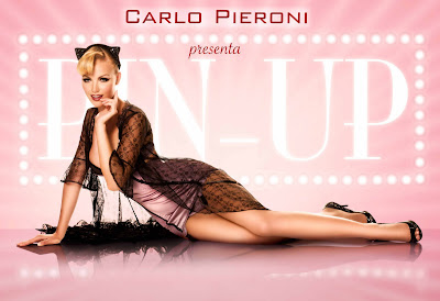 Carlo Pieroni pin up girl photo
