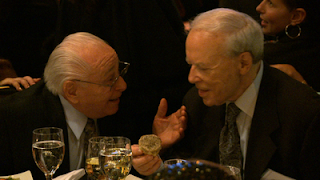 Allen and Leon at the JPEF Partisan Tribute Dinner