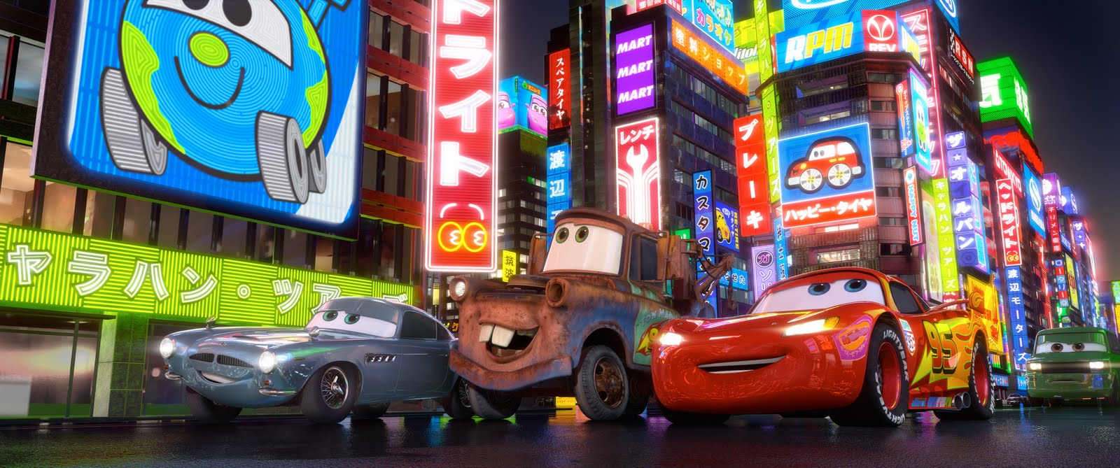 thursday april 28 2011 david hobbscap disney pixar cars 2 movie character - Cars The Movie 2 Characters