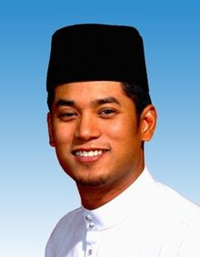 The BN Wing 2 - Rembau MP / BN Youth Chairperson / UMNO Youth Chief