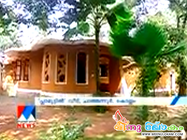 Mud house kerala kerala mud house design mud house for Mud house design
