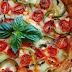 H Εύα του Funky Cook (www.funkycook.gr) δημιούργησε μια Τάρτα με σάλτσα πιπεριάς