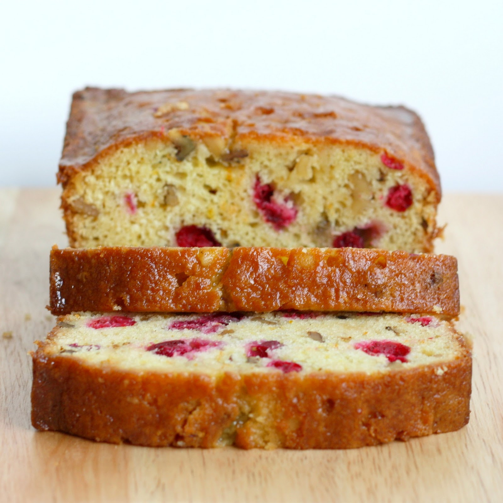Cranberry Orange Bread Recipe — Dishmaps