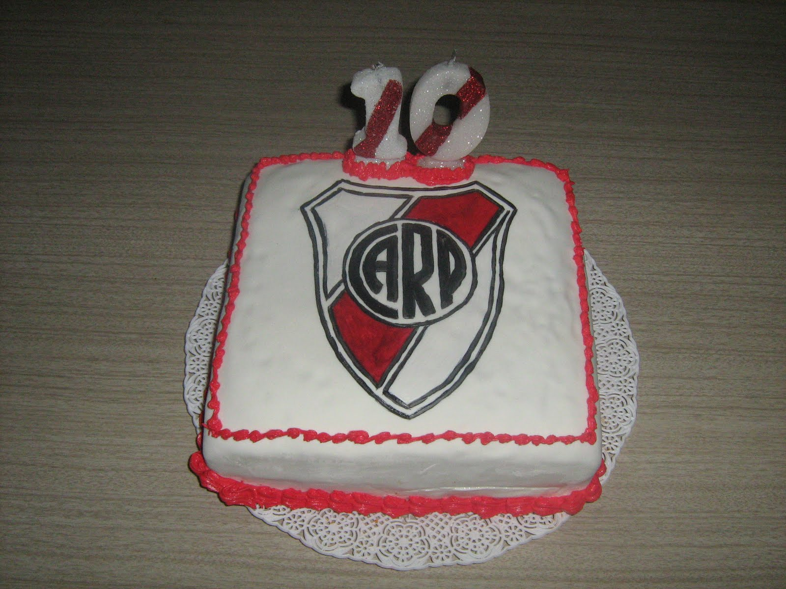 Tortas Decoradas De River