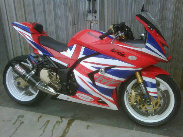 am confused what would you name to this one motorcycle, as is the