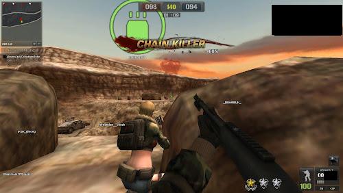 Cheat Point Blank 1 Hit Shotgun Hitam/Pabrik + No Respawn Update 29 Mei 2011
