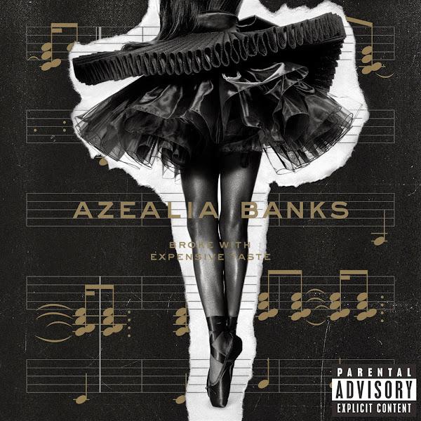 Azealia Banks - Broke With Expensive Taste Cover