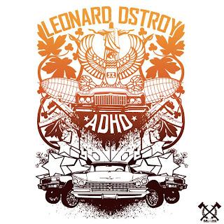 Leonard Dstroy ADHD