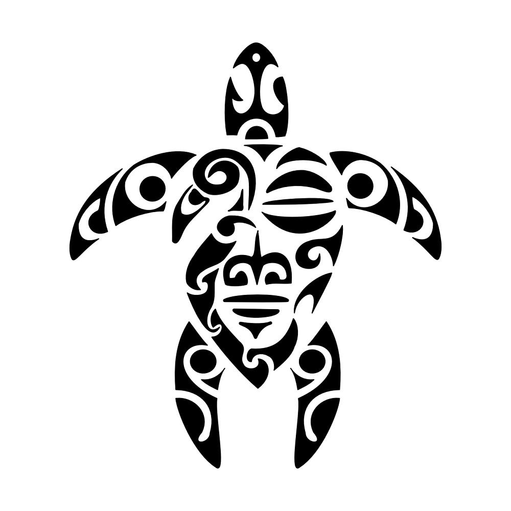 maori tartaruga